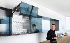 Надежные складные подъемники Авентос для фасадов из различных материалов